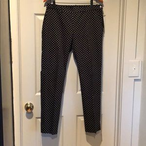 Ralph Lauren Polka Dot Pants